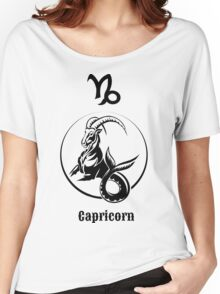 sign of Capricorn Women's Relaxed Fit T-Shirt