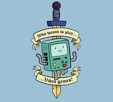 Beemo - Wanna Play Video Games? T-Shirt