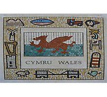 Cymru, Wales Photographic Print
