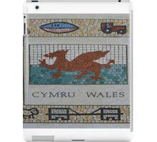 Cymru, Wales iPad Case/Skin