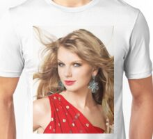 Beautiful Taylor Swift 2 by omans Unisex T-Shirt