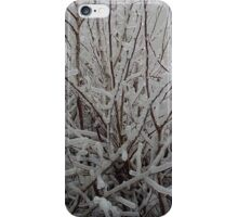 Frozen Tree  iPhone Case/Skin
