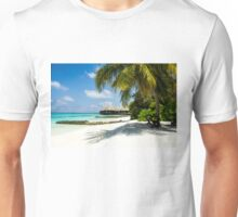 Postcard from the Maldives - Eden on Earth Unisex T-Shirt