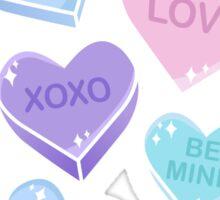 Heart candy Sticker