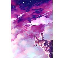Steven Universe: Stargazing Photographic Print