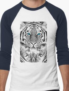 Blue Eyes for a Tiger T-Shirt
