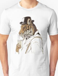 Clockwork Tiger T-Shirt