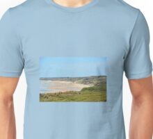 VIEW FROM THE CLIFFTOP Unisex T-Shirt