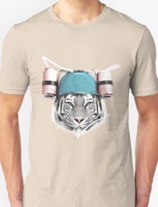 Cool White Tiger T-Shirt