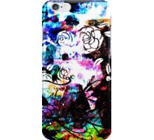 The rose are porwerfull because the nature is made of color iPhone Case/Skin