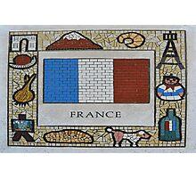 France Photographic Print