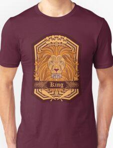 Lion Blazon Unisex T-Shirt