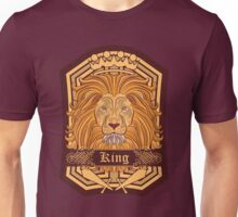 Lion Blazon Unisex T-Shirt