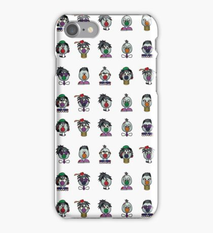 ZOMBINIS iPhone Case/Skin