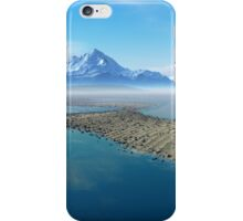 Fantasy Landscape - Computer Artwork iPhone Case/Skin
