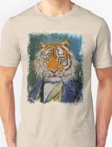 GENTLEMAN TIGER T-Shirt