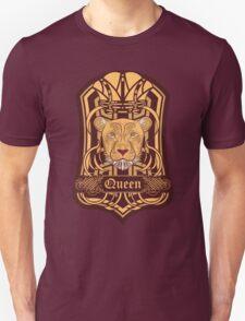 Lioness Blazon Unisex T-Shirt