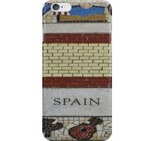 Spain iPhone Case/Skin
