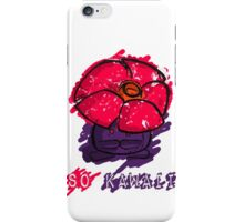 Adorable Messy Vileplume iPhone Case/Skin
