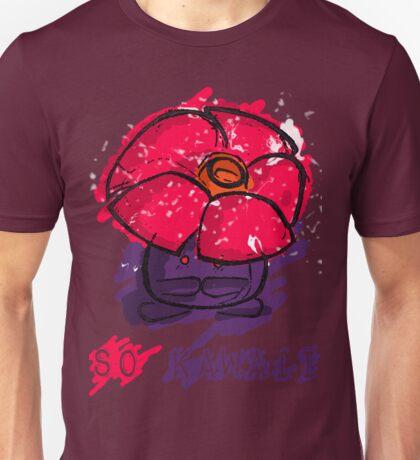 Adorable Messy Vileplume Unisex T-Shirt