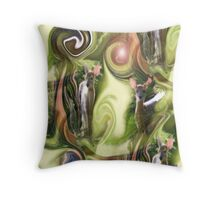 THERE IS POWER IN AGREEMENT Throw Pillow
