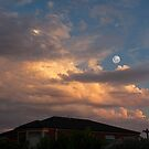 Dusk in the Burbs by rjpmcmahon