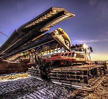 The snow machine by Georgios Tsichlis