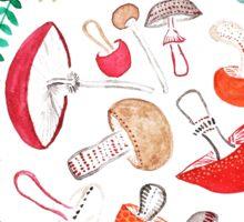 Mushroom Nest Sticker