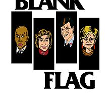 BLANK FLAG  ( Strangers With Candy ) by Faction