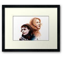 Carol Framed Print