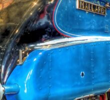 The Mallard 4468 - HDR Sticker