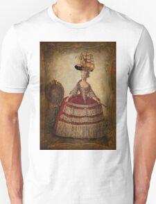 Maire Antoinette Gets a New Hat T-Shirt