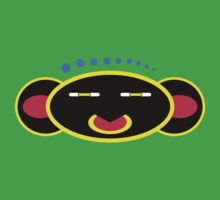 My Name Is Chiku Happy Face Kids Tee