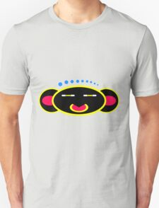 My Name Is Chiku Happy Face T-Shirt