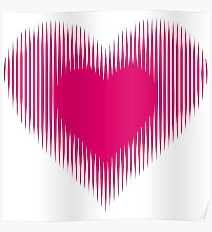 My Heart Beats For You Poster