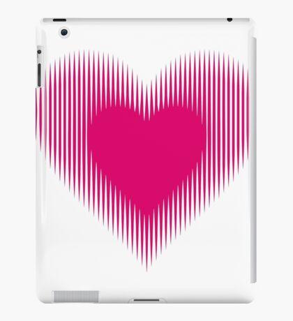 My Heart Beats For You iPad Case/Skin