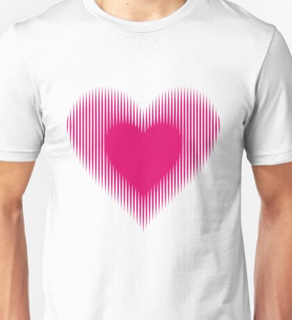 My Heart Beats For You Unisex T-Shirt