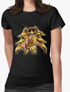 saint seiya Womens Fitted T-Shirt
