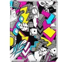 comic pop iPad Case/Skin