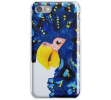 cocky want a cracker? iPhone Case/Skin