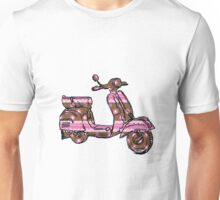 Vespa Chetak Piaggio Scooter Unisex T-Shirt