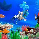Scuba Divers by Addison
