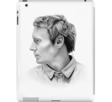 Pencil Ben Howard iPad Case/Skin