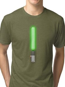 Star Wars - Luke's Light 'Saver' Tri-blend T-Shirt