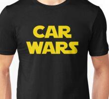 Car wars (yellow) Unisex T-Shirt