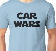 Car wars (black) Unisex T-Shirt