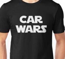 Car wars (white) Unisex T-Shirt
