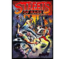 Streets of Rage ★ Photographic Print