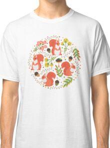Squirrels Classic T-Shirt