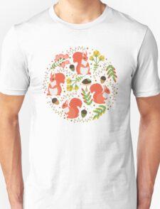 Squirrels T-Shirt